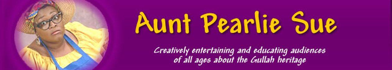 Aunt Pearlie Sue Blog