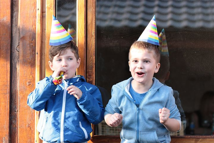 Throwing the Ultimate Kids' Party