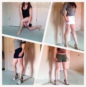 Tips for slimming legs