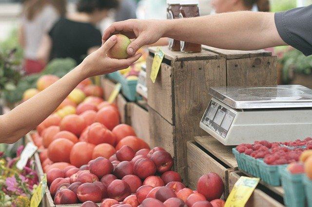 Take a Trip Your Local Farmer's Market
